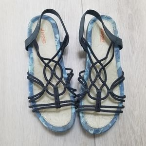 JAMBU JSPORT STRAPPY SPORT SANDALS